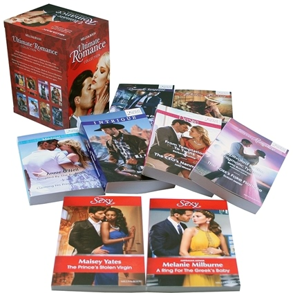 Mills & Boon 8 Book Box Set