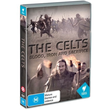 The Celts - Blood, Iron and Sacrifice DVD