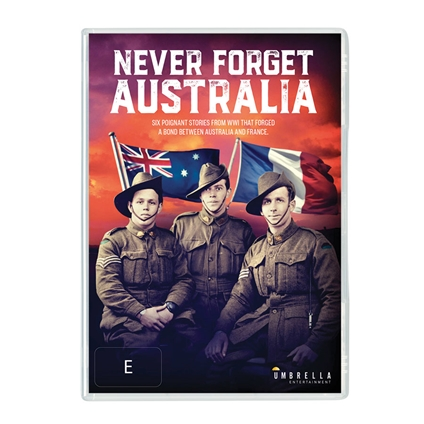 Never Forget Australia