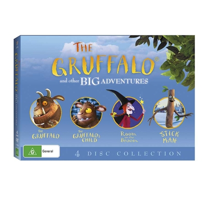 The Gruffalo and Other Big Adventures