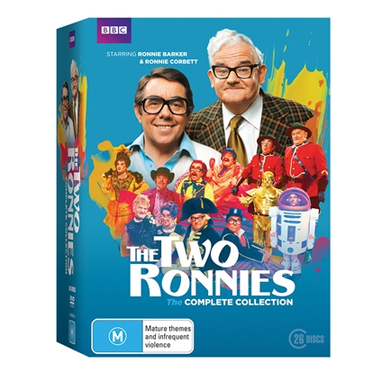 The Two Ronnies DVD Series