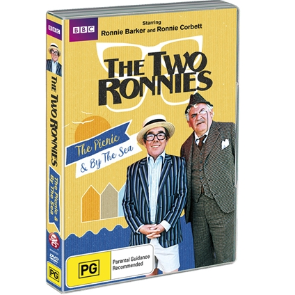 The Two Ronnies ...Ronnies