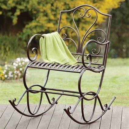Metal Rocking Chair Innovations