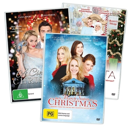Christmas Movies - Collection 3