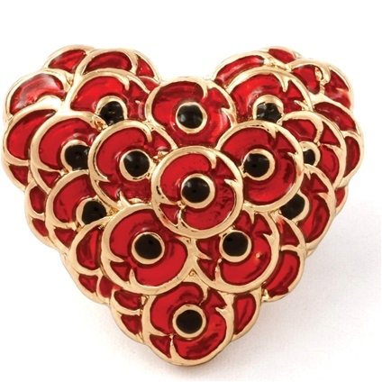 Poppy Recollections Jewellery Collection