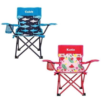 Personalised Camp Chairs