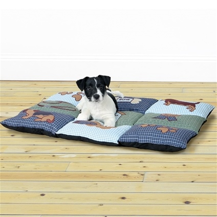 Patchwork Pet Cushion