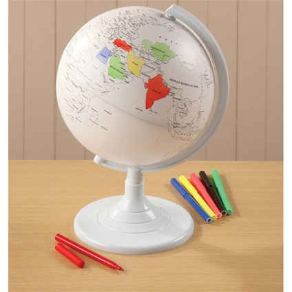 Re-Markable Globe