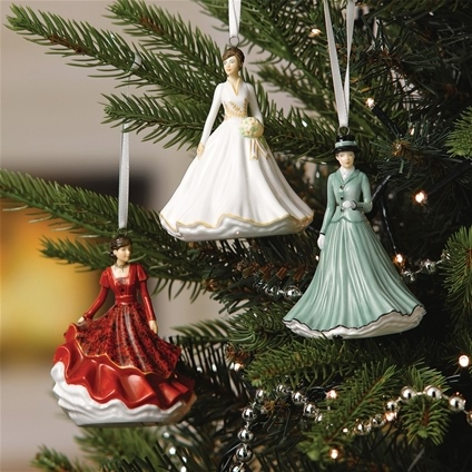 Royal Doulton Songs of Christmas Tree Decorations