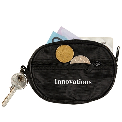 Free Coin Purse Keyring